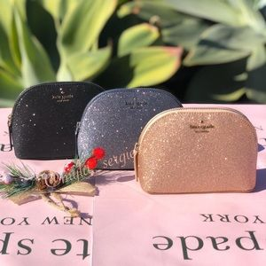 🎄Small Dome Cosmetic Pouch